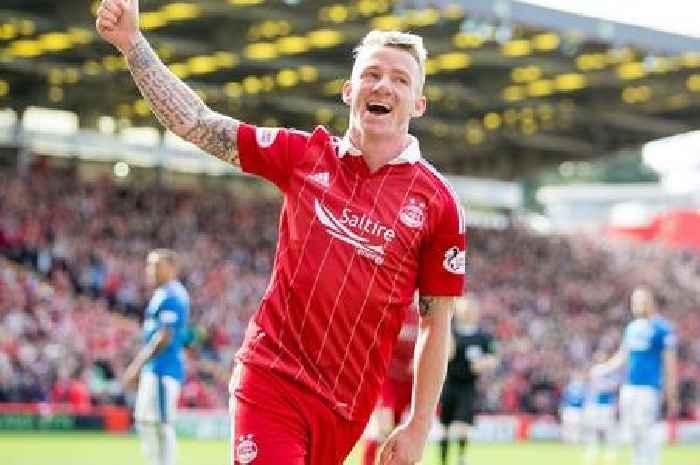 Aberdeen agree Jonny Hayes deal as winger gets set for dream Pittodrie return