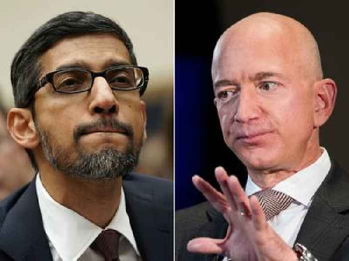 Amazon, Google, Twitter, and other tech companies are speaking out against Trump's freeze on immigrant work visas (AMZN, TWTR, GOOG, GOOGL, FB)