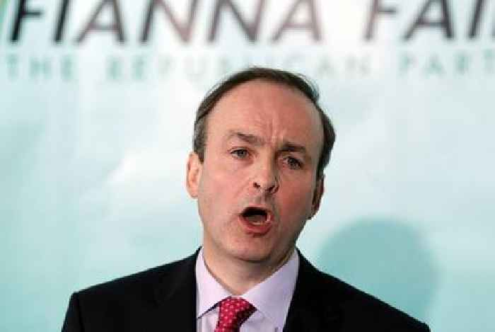 Micheal Martin to take over as Irish prime minister in grand coalition