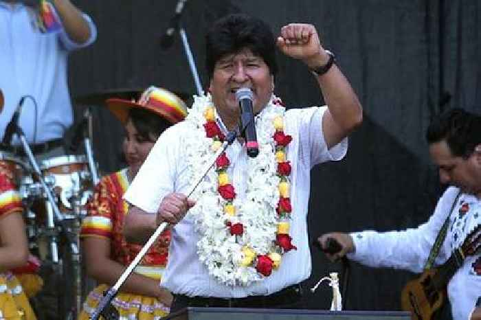 Exiled Morales pulling Bolivian political strings as polls loom