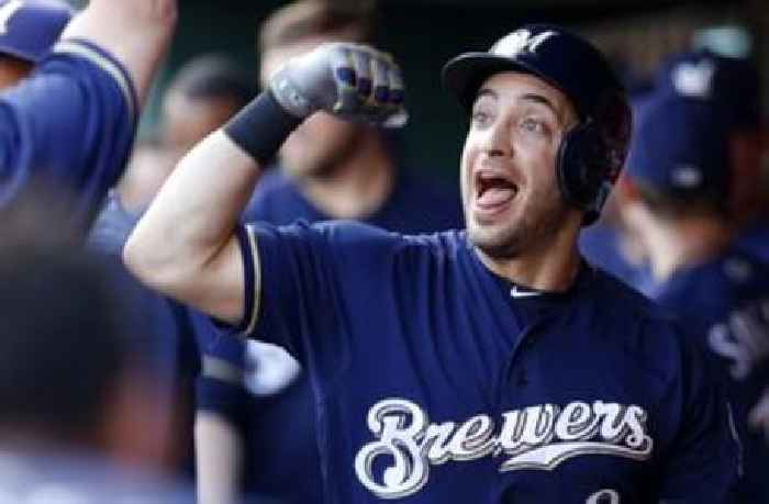 Brewers' Braun says he's more likely to play beyond 2020