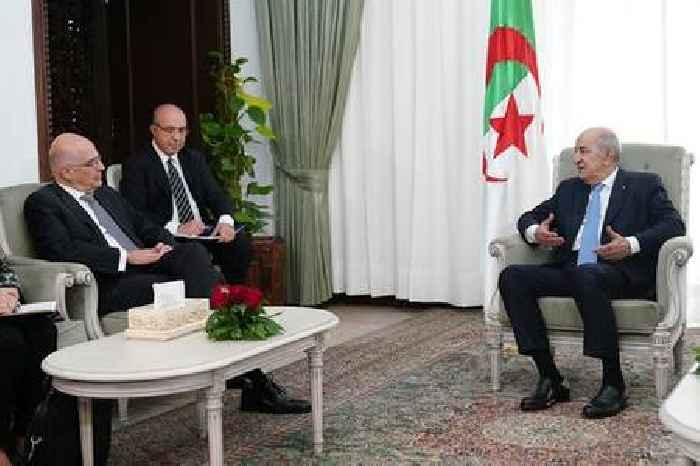 Algeria expects France to apologise for colonial past, president says