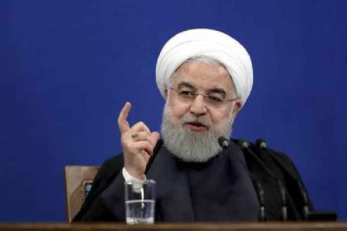 Iran says it has built underground missile cities along Gulf coastline