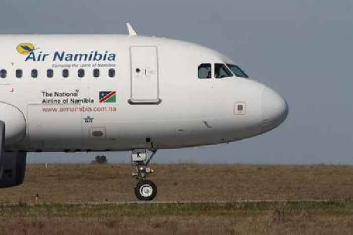 Namibia to ground national carrier's license over cash hole
