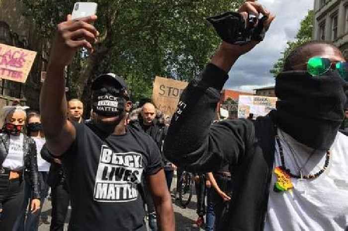 Live updates as All Black Lives Matter protest held in Bristol