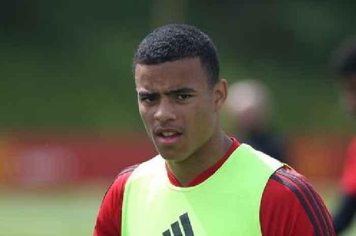Mason Greenwood injury confirmed by Man Utd as Ole Gunnar Solskjaer left unhappy