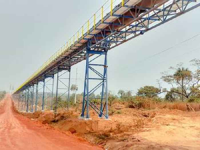 App will track harmful dust from bauxite mining in Guinea