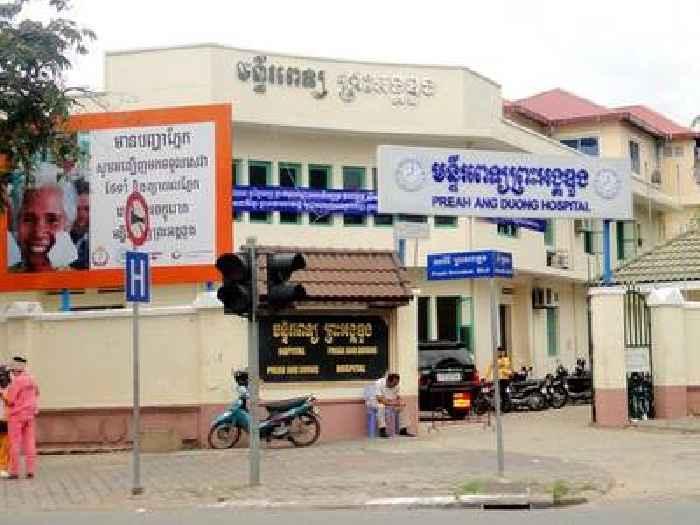 Cambodia reports 5 new COVID-19 cases including 2 U.S. diplomats