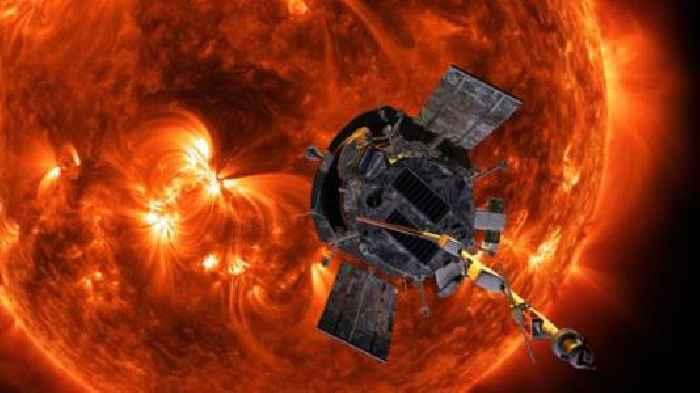 Solar probe reveals Sun's tiny 'campfires' in closest-ever photos
