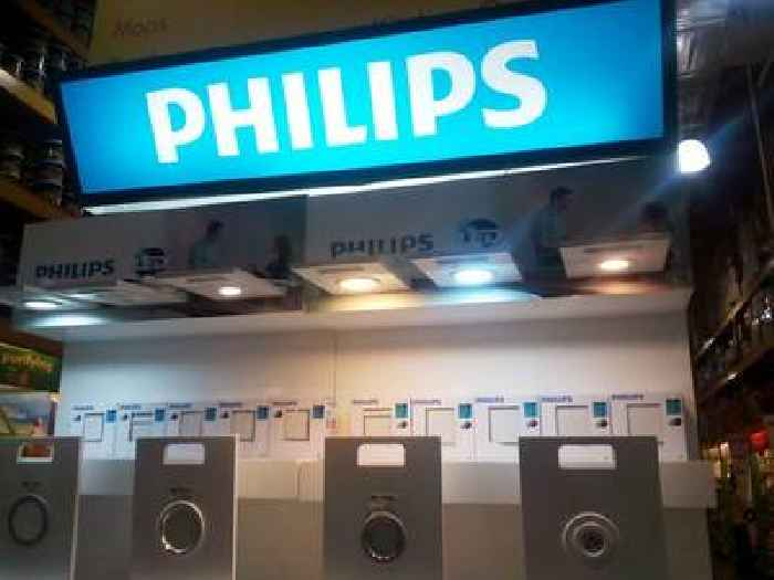 Philips sees return to growth after the effects of pandemic