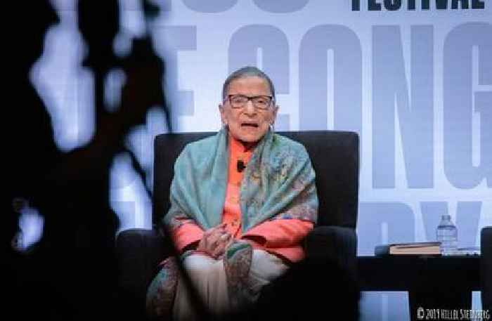 Supreme Court Justice Ginsburg released from hospital