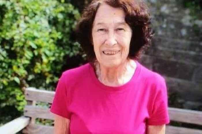 Madeleine Harvey: Missing Sherborne pensioner found safe