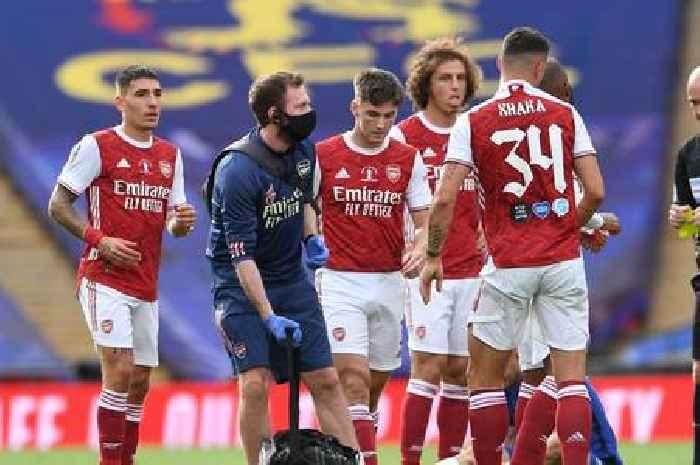 Kieran Tierney hails Arsenal staff member set to rejoin Liverpool