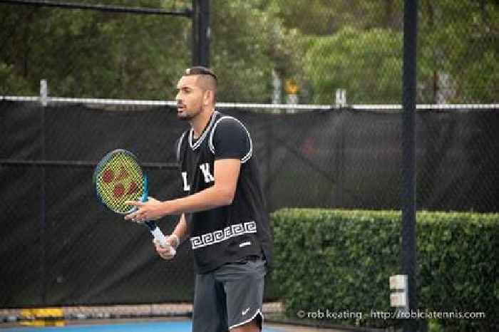 COVID-19: 'Slim to none' - Australian star Nick Kyrgios unlikely for French Open