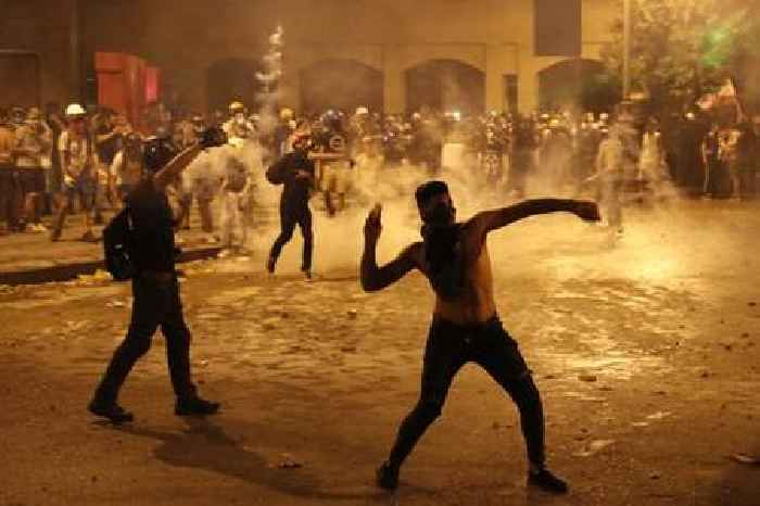 Beirut explosion: protests rage on as ministers resign