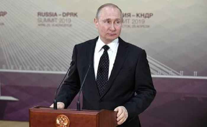 Putin proposes urgent 7-state online summit on Iran, Persian Gulf