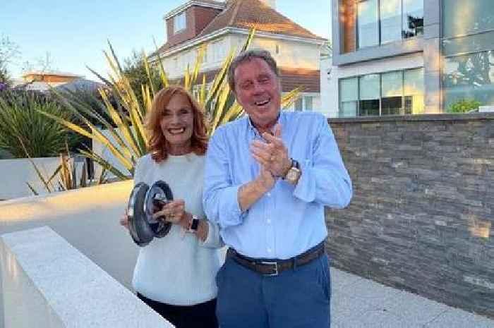 Harry Redknapp to make £3m profit by flogging Sandbanks mega-mansion