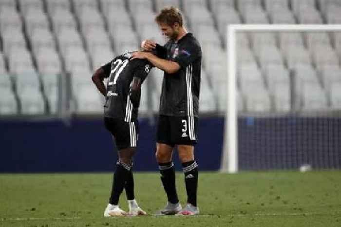 Lyon stun Guardiola's Man City to reach Champions League semis