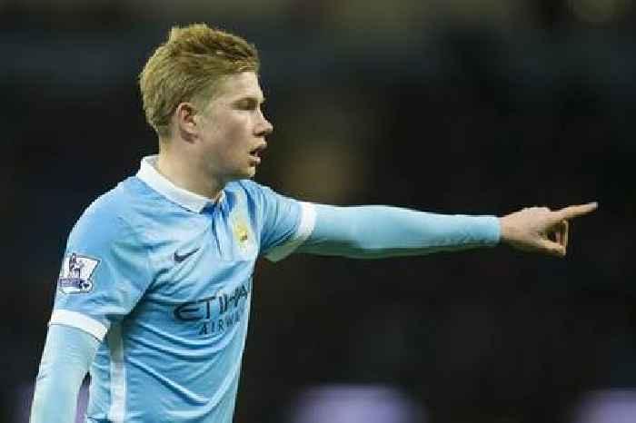 Man City's De Bruyne named Premier League Player of the Season