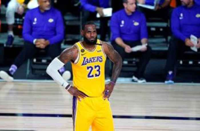 Ric Bucher on LeBron vs the Portland Trail Blazers & no reason for panic after loss of Game 1 in the bubble