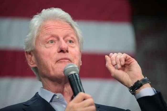 Bill Clinton zings Donald Trump in DNC speech