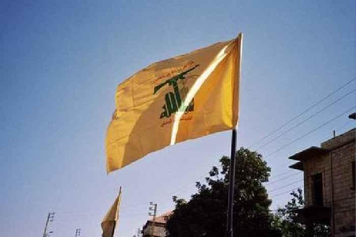 Lebanon's Hezbollah says downed Israeli drone