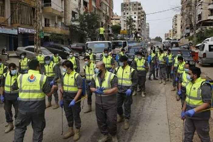 Lebanon Could 'lose Control' Of Coronavirus Outbreak: PM Diab