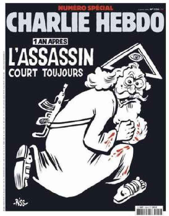 Charlie Hebdo Republishes Controversial Cartoons Ahead Of ...