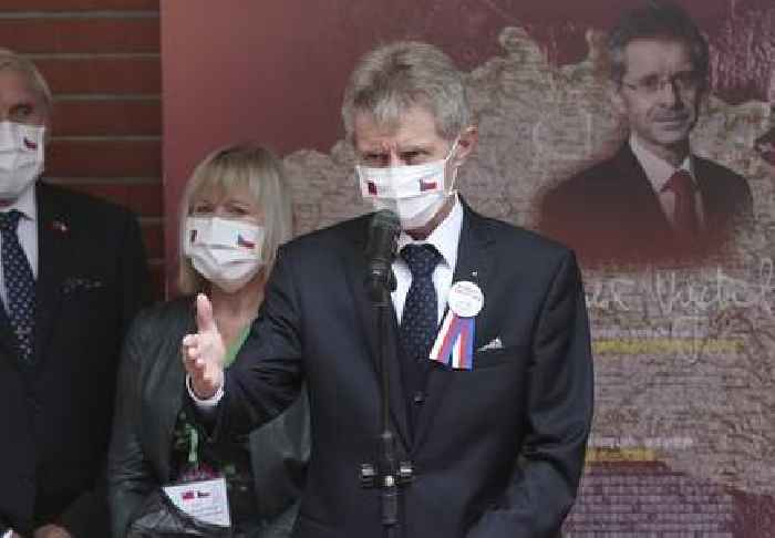 'I am Taiwanese' Czech speaker tells parliament, likely to rile China