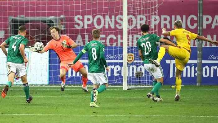 'Proud' Baraclough hails 'immense' Northern Ireland display as manager starts life in hotseat with Romania draw