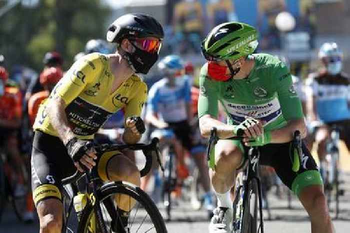 Lutsenko conquers Tour de France's 6th stage; Yates holds on to yellow jersey
