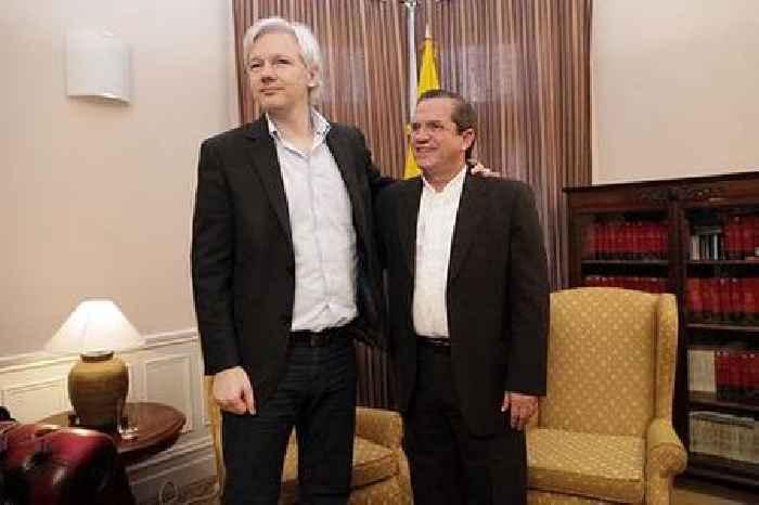 Julian Assange: Prolific leaker of secrets back in spotlight