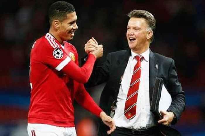 Louis Van Gaal's Opinion On Man Utd Star Chris