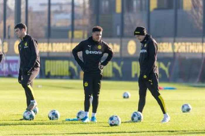 Sancho tipped to become better than Cristiano Ronaldo