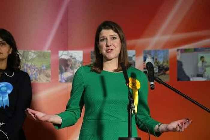 Jo Swinson not standing for Holyrood says Scottish Lib Dem leader