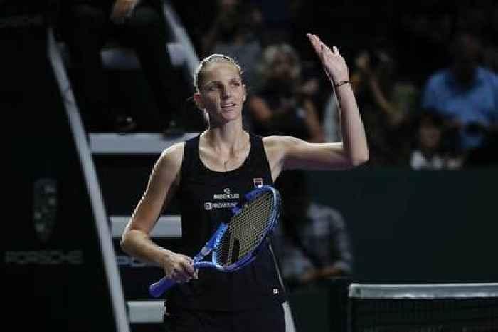 Pliskova struggles to pass Sherif at French Open