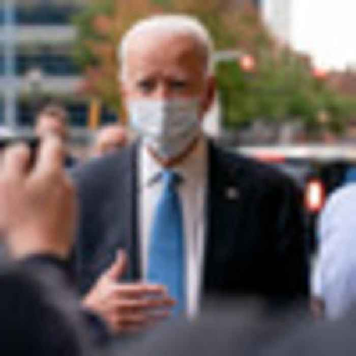 Covid 19 coronavirus: Joe Biden tests negative after - One ...