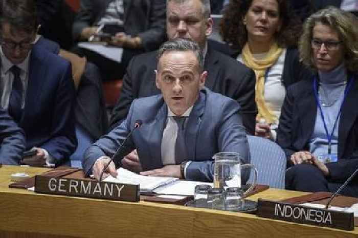 German minister warns of sanctions over Navalny attack
