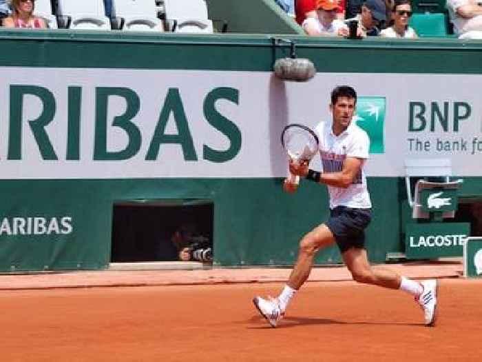 Djokovic seeks solace at Bosnia's 'energy pyramids'