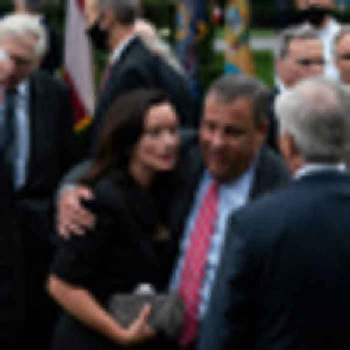 Covid 19 coronavirus: Top Trump ally Chris Christie says he was wrong to not wear mask at White House