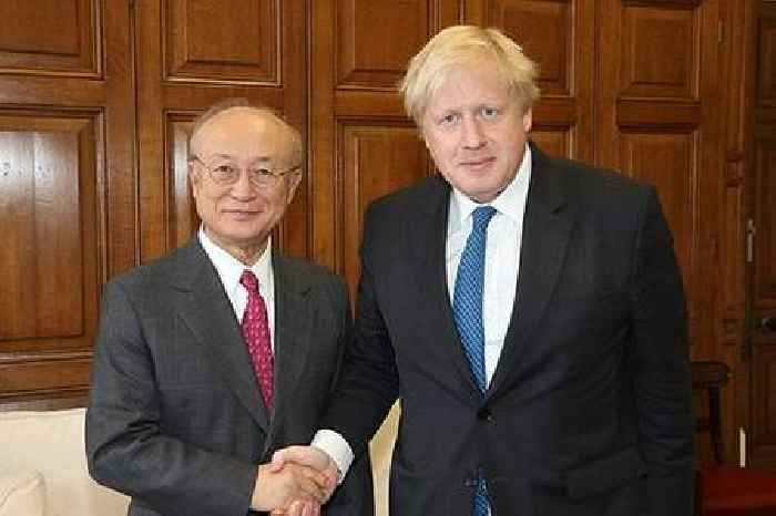 DNA: British PM Boris Johnson mulling resignation due to low salary