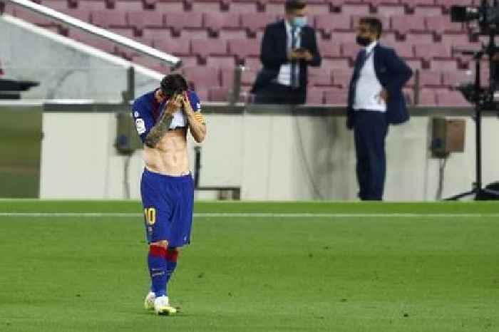 Messi breaks new record in Barcelona Champions League win