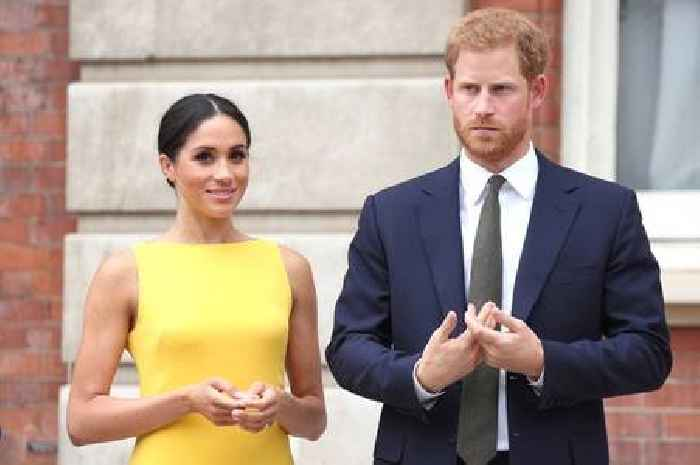 Meghan Markle and Prince Harry launch their new website with sweet nod to Archie