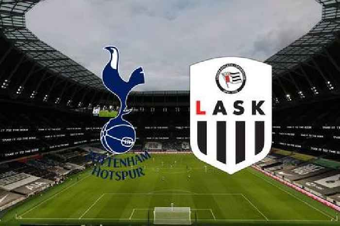 tottenham vs lask - photo #2