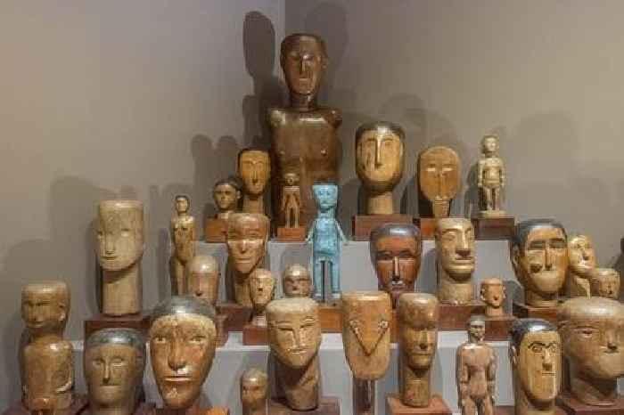 Inside the illicit trade in West Africa's oldest artworks