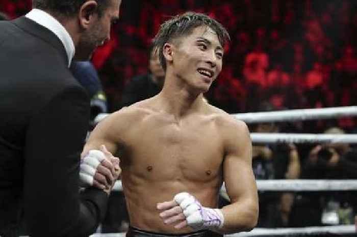 Boxing: Naoya Inoue KOs Jason Moloney, defends titles in Las Vegas