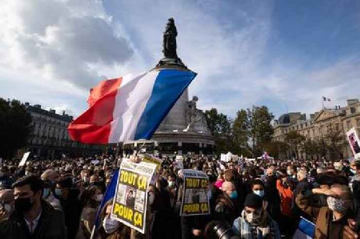 France to ban Turkish ultra-nationalist Grey Wolves group