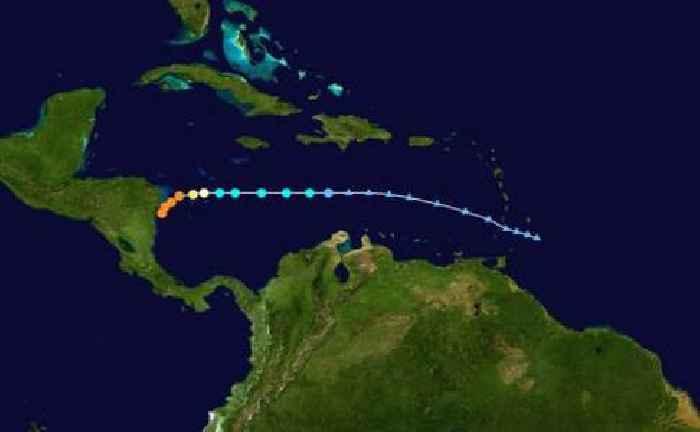 Hurricane Eta inches closer to Nicaragua as Category 4 storm