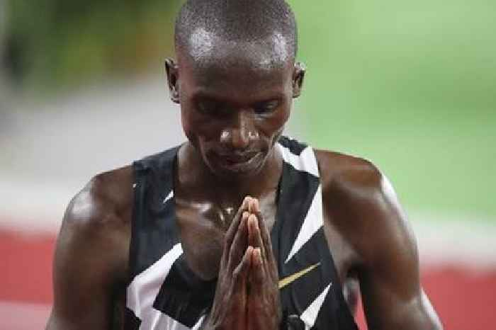 Ugandan Cheptegei Leads African Nominations For World Athlete Of The Year