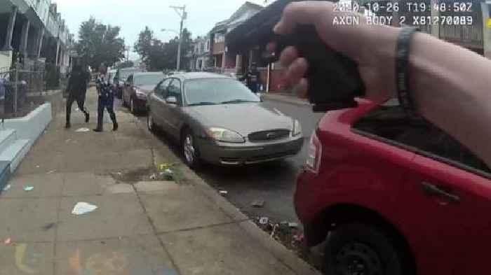 Philadelphia Police Release Walter Wallace Jr. Shooting Footage